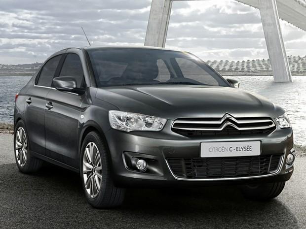 Citroën C-Elysée (Foto: Divulgação)