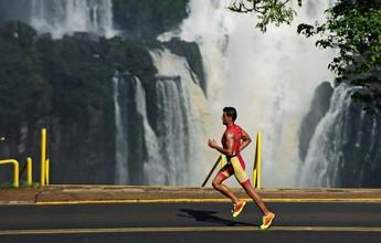 Com lindo visual, Meia Maratona das Cataratas terá percursos de 8 e 21km