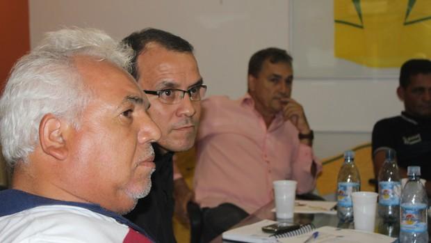 FFER e clubes definem detalhes para Rondoniense 2013 (Foto: Shara Alencar/GLOBOESPORTE.COM)