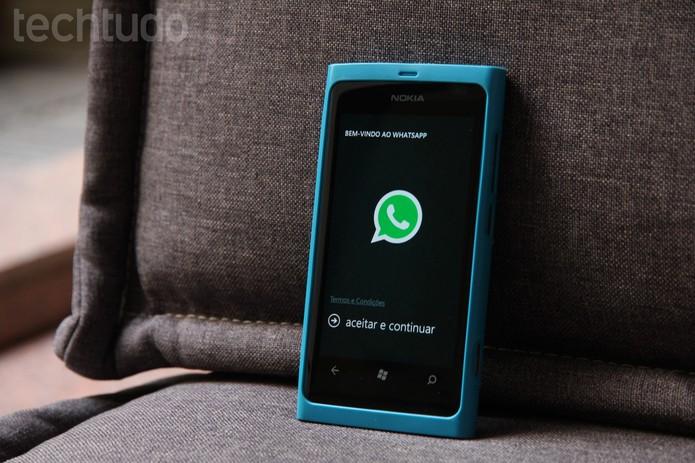 WhatsApp (Foto: Luciana Maline/TechTudo)