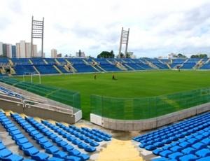 Estádio Presidente Vargas fecha por 64 dias (Foto: Divulgação/Secel)