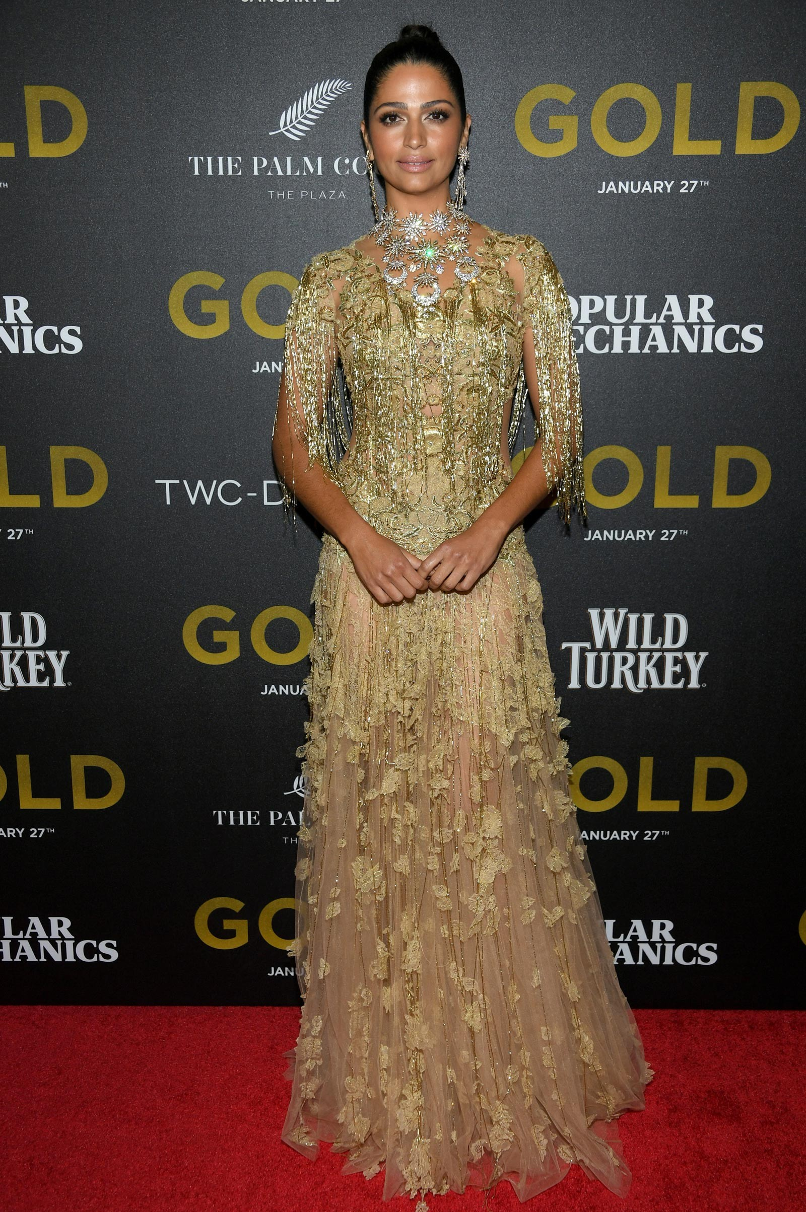 Camila Alves (Foto: Getty Images)