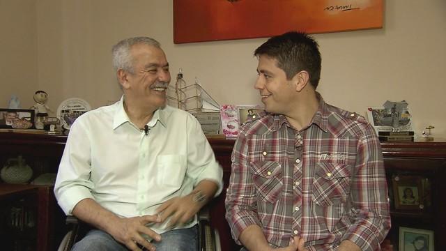 Viver Bem - Entrevista (Foto: Reprodução/TV Tribuna)