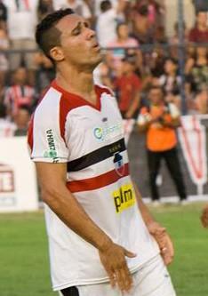 Anderson Kamar - River - Futebol (Foto: Neyla do Rêgo Monteiro)