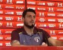 Denis revela treino físico e psicológico para melhorar saída do gol no Tricolor