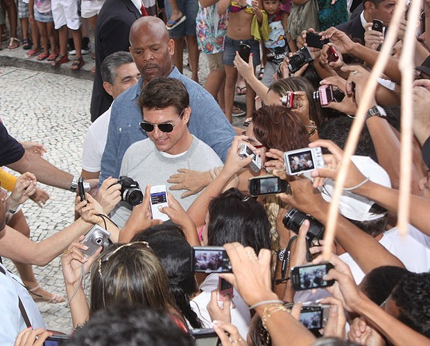 Tom Cruise (Foto: Fabio Martins/AgNews)