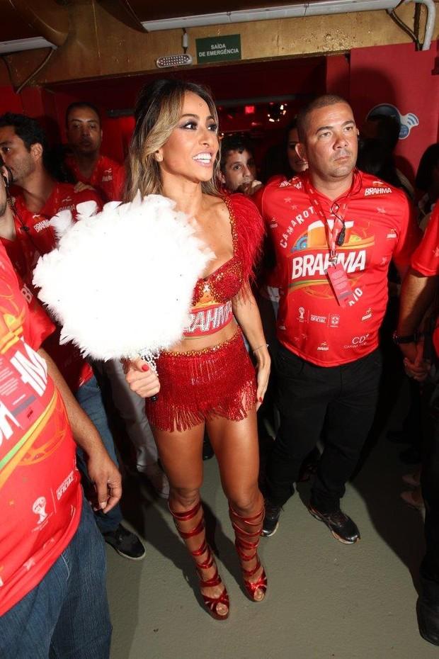 Sabrina Sato (Foto: Francisco Silva / AgNews)
