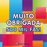 500 mil fãs no Facebook (Foto: TV Globo)