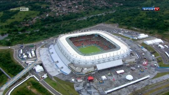TCE: Arena Pernambuco custou R$ 90 mi a menos que dito por empreiteira
