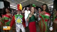 Acadêmicos da Grande Rio homenageia Chacrinha na avenida do samba