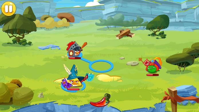 Como jogar o popular RPG Angry Birds Epic (Foto: Reprodução/Victor Teixeira)
