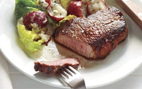 Molho light para carnes