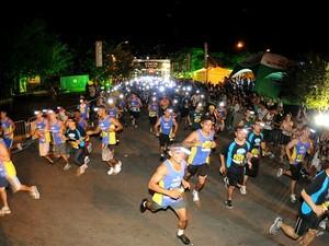 XTerra em Manaus, corrida noturna (Foto: Divulgação/XTerra)