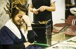Alice Wegmann passa por transformação para viver Cecília (Raphael Dias/Gshow)