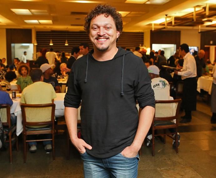 Fabio Lago se junta ao elenco (Foto: Isabella Pinheiro/Gshow)