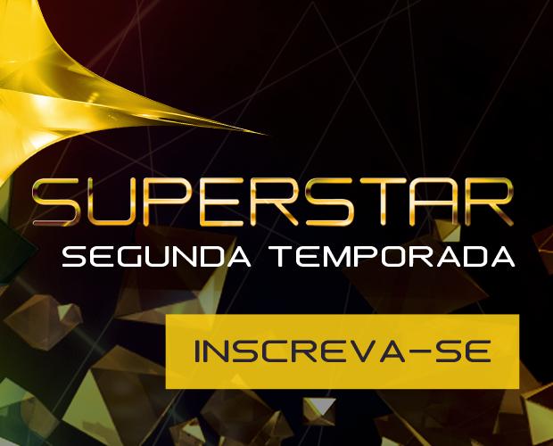 Inscrições próxima temporada SuperStar (Foto: SuperStar / TV Globo)