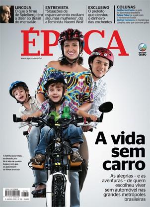 Capa - edição 765 - 302x416 (Foto: Reprodução/Revista ÉPOCA)