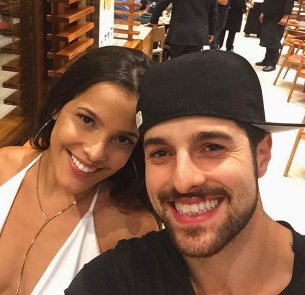 Emilly e Alok (Foto: Reprodução/Instagram)