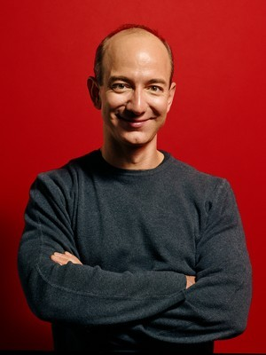 Jeff Bezos, o CEO da Amazon (Foto: Divulgacão)