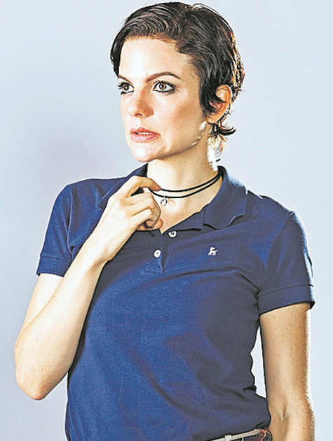Maria Eduarda de Carvalho (Foto: Divulgação)