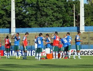 De olho na liderança, Palmeiras encara o Libertad em alçapão