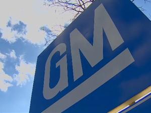 General Motors em São José dos Campos (Foto: Reprodução/ TV Vanguarda)