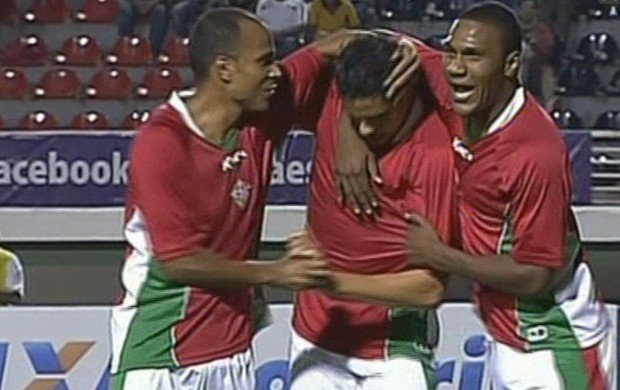 Boa Esporte x Icasa (Foto: Reprodução Premiere FC)