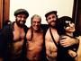 Caetano Veloso curte baile de Carnaval lotado de famosos