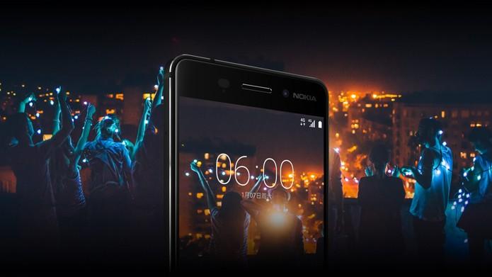 Novo telefone Nokia com Android será lançado no mercado chinês em 2017 (Foto: Divulgação/Nokia)