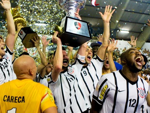 Corinthians Orlândia final liga paulista futsal