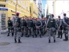 Força Nacional chega ao RJ para reforçar o policiamento ostensivo