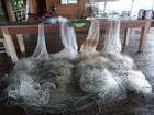 Fiscalização apreende 1,2 mil metros de redes para pesca predatória no TO