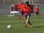 Independiente viaja a Chapecó nesta terça, e Germán Denis pode retornar