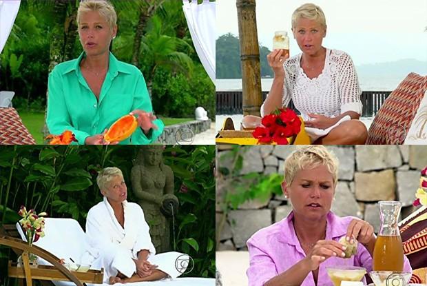 Receitas caseiras fáceis e rápidas (Foto: TV Xuxa / TV Globo)