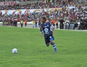 Edson Di, atacante contratado pelo Flamengo-PI (Foto: Marcio Ândrei/Primeira Edição)