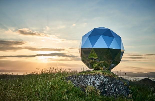 """""""Estrela da Humanidade"""", da Rocket Lab  (Foto: Rocket Lab Divulgação)"""