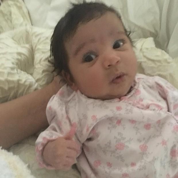 Dream, filha de Rob Kardashian (Foto: Reprodução/Instagram)