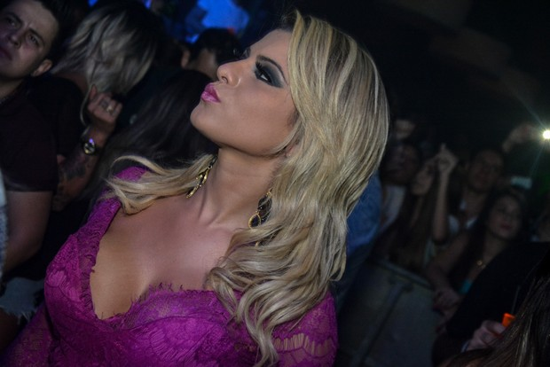 Babi Rossi (Foto: Caio Duran / AgNews)