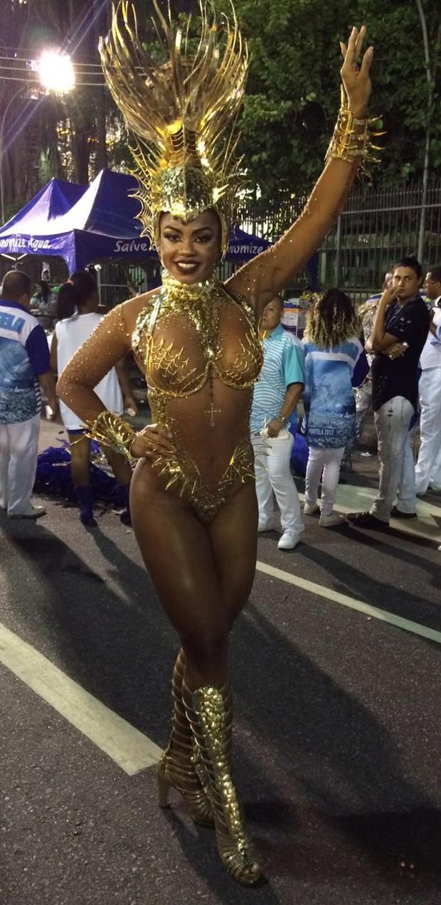 Bianca Monteiro (Foto: Editora Globo)