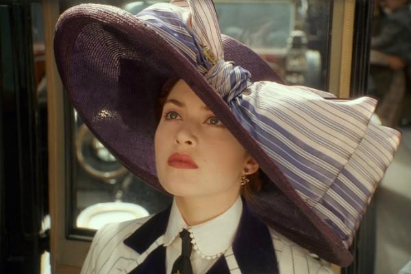 Kate Winslet em Titanic (Foto: Divulgação)