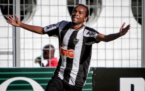 Marion Atlético-mg gol boa esporte (Foto: Bruno Cantini / Flickr do Atlético-MG)