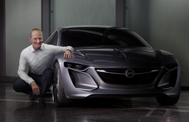 GM Opel Monza (Foto: Divulgação)