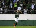 """Caça-Rato dança """"Tá tranquilo, tá favorável"""" no 1º gol pelo Guarani"""