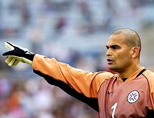 Chilavert ex-goleiro da seleção Paraguaia