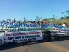 Manifestantes dão fim a interdições em rodovias federais de MT, diz PRF