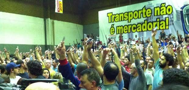 Maioria decidiu manter as atividades durante a abertura da Copa. (Foto: Marcelo Mora/G1)