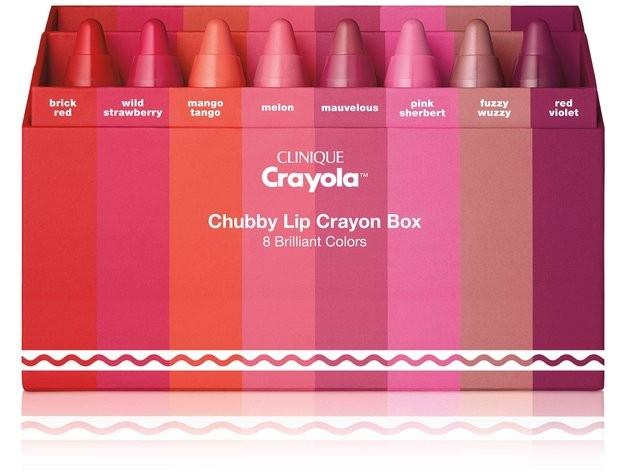 Clinique + Crayola (Foto: Divulgação)