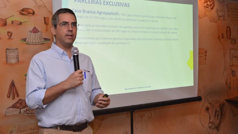 gerente-crv-lagoa (Foto: Daniel Smith/Divulgação)