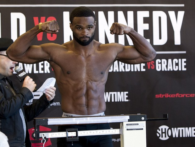 Tyron Woodley MMA UFC (Foto: Esther Lin/Showtime)
