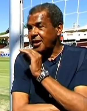 Luis Pereira, ex-zagueiro do Palmeiras (Foto: Reprodução SporTV)
